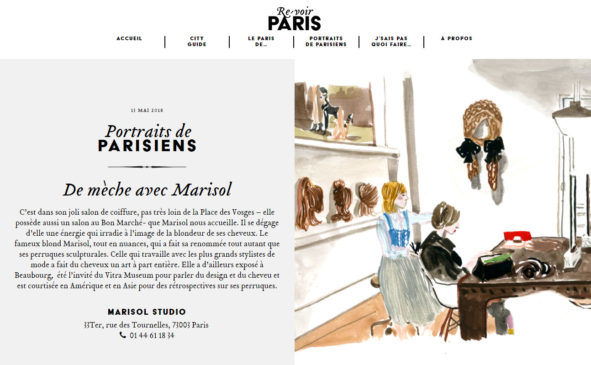 studio marisol Re-Voir Paris 05-2018